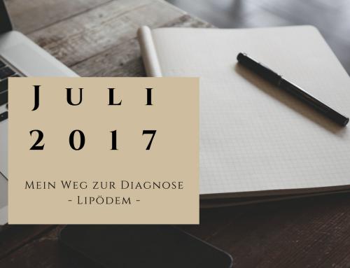 Diagnose Lipödem – Die Probleme haben endlich einen Namen